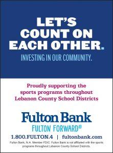 Fulton Bank Blue Cardinal Photography Ad