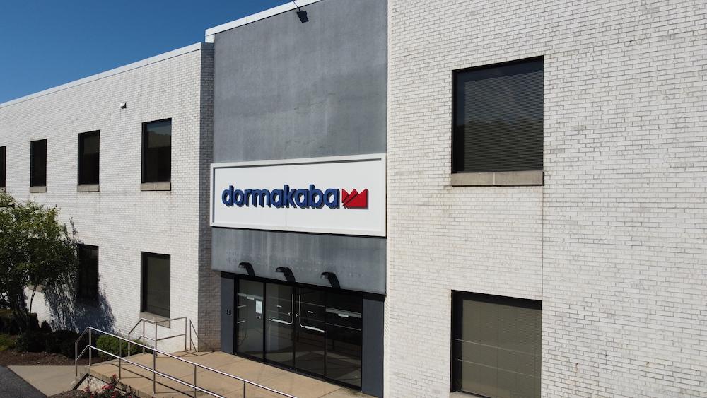 Dormakaba building exterior