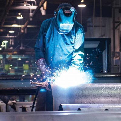 Quality Steel Worker