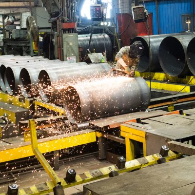 Quality Steel manufacturing