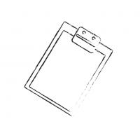 clipboard sketch